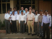 Ministry team sees impact in India