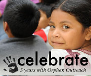 Orphan Outreach celebrates 5 years