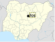 Bomber targets Christians in Jos, Nigeria
