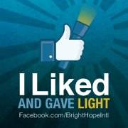 'Like' for Light in Haiti