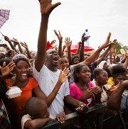 Over 35,000 Haitians hear the Gospel at Palau festival