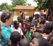 Water projects signficantly decrease disease in Ghana