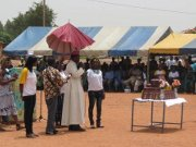 Christians welcome the Bible in Burkina Faso