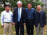 Western Christians help train Chinese in China