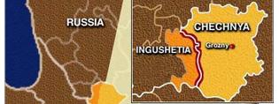 ChechnyaMap