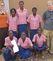 CWO takes care of women in struggling Burkina Faso
