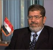 Muslim Brotherhood's Mursi a shoo-in?