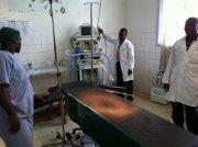 Liberian hospital grateful for biotech help