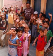 Virtual tour of India engages kids in missions work