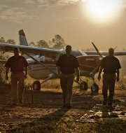 Damaged airstrip creates obstacle for Bible translation
