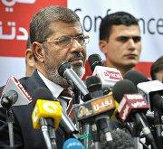 Christians nervous under new president Morsi