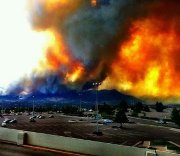 Prayer needed as Colorado wildfires threaten ministry headquarters and staff