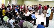 Oral evangelism in growth spurt