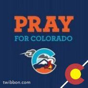 Colorado fire a major distraction/disruption to ministries