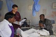 Zimbabwe healthcare system in disrepair