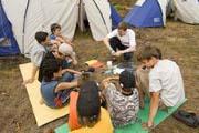 Camp brings Gospel to semi-closed areas