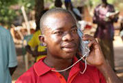 Radio helps bring water health to the world