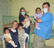 Family uproots for missions in Guatemala
