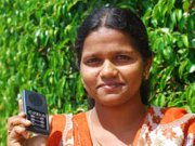 Illiteracy creates need for audio Bibles