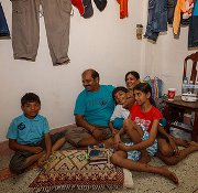 Persecuted family finds rest in the body of Christ
