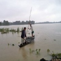 Flooding brings fear of malaria