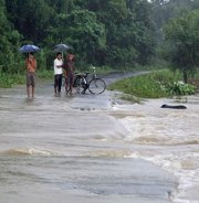 900,000 displaced by India floods; 58 GFA churches under water