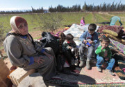 Lack of funds hurts Syrian refugee response