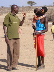 Ministry meets physical and spiritual needs of indigenous Kenyans