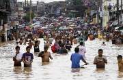Another series of storms worsens damage in the Philippines