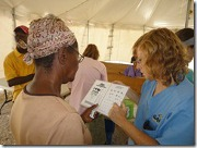 What? Haiti missions. Need? People.