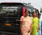 A van could open new doors for ministry in India