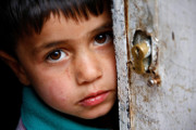 Thousands live without food or a future in Central Asia