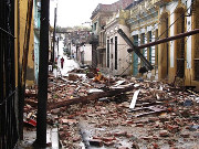 Hurricane Sandy crushes Cuba