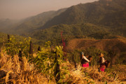 Burma land grabs force spike in human trafficking