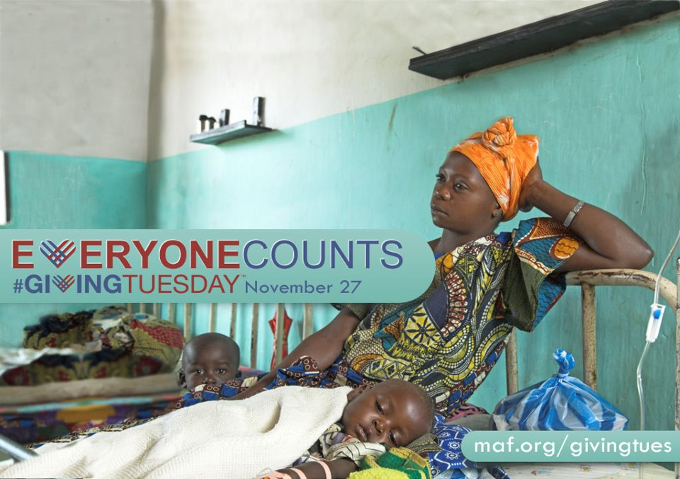 #GivingTuesday, MAF's new campaign