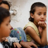 God works among refugees as fighting intensifies in Syria