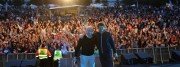 30,000 people gather for a two-day campaign