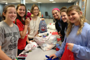 Increased involvement from teens on Orphan Sunday