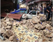 Aftershocks rattle quake survivors in Guatemala
