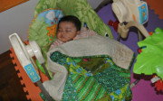 Warm hearts, homemade love makes a difference for orphans