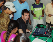Christian radio planting continues in Thailand