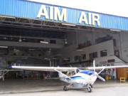 Need surpasses capacity; AIM AIR seeks to purchase another plane