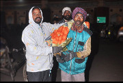 Believers share warmth, hope of Christ with the destitute