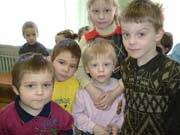 Team to love orphaned kids in Russia