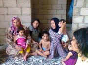 Winter worsens Syrian refugee crisis