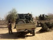 Mali rebels push government region