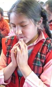Islanders need Gospel by plane; funds needed