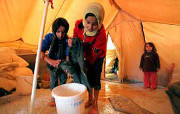 Syrian refugees experience crisis and Christ, says Christian Aid