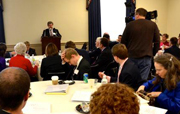 Religious freedom policies forthcoming following briefing