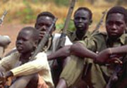 U.S. waives sanctions to countries using child soldiers